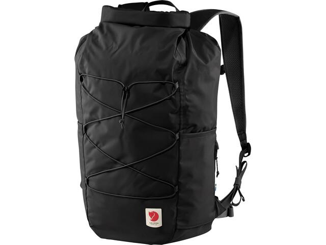 Fjällräven High Coast Rolltop 26 Backpack black